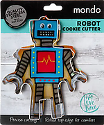 Robot - Mondo Cookie Cutter