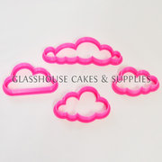 Cloud Fondant Cutters