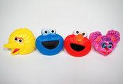 Sesame Street Party Rings