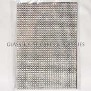 Clear Silver Bling Sheet – Small