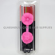 Round blossom sugarcraft cutter and mould