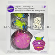 Wilton 24 Cupcake Kits Monster