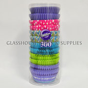 Wilton 300 Baking Cups Pastel