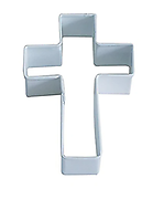 White Cross - Cookie Cutter