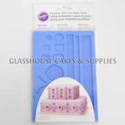 Wilton Jewelry Designs Fondant & Gum Paste Mold